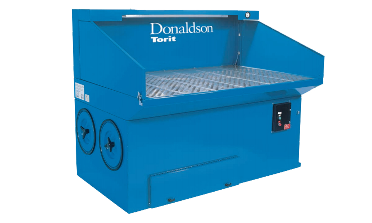 Dust Fume Collectors and Benches